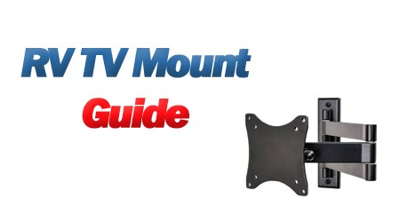 RV TV Mounts   A Simple Guide