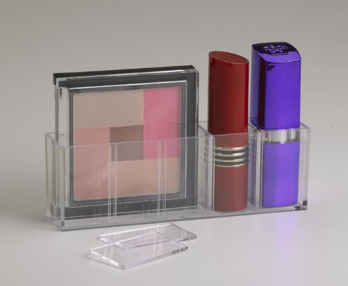 Stick on Pods cosmetic organizer