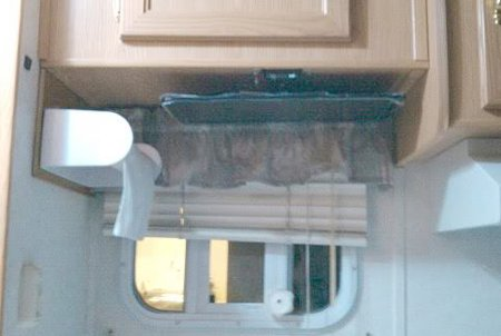 Charmant Under Cabinet RV Mount UP ...