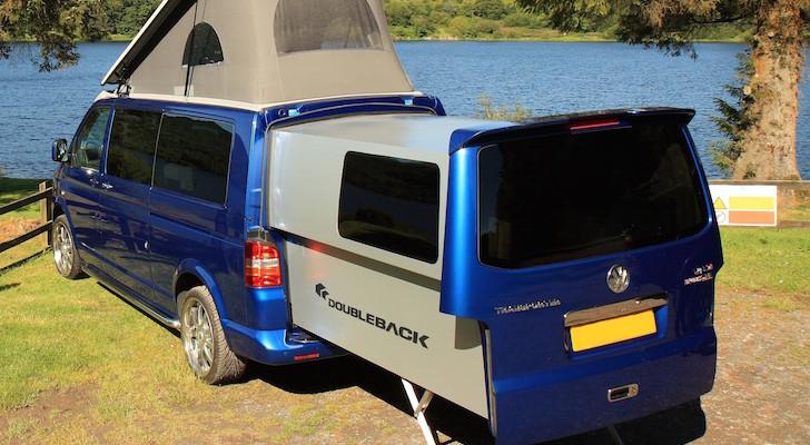 Volkswagen Doubleback campervan