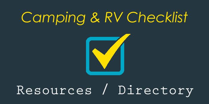 rv-checklist-camping