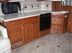 Amana Range RV Mods Stove Oven to Dishwasher