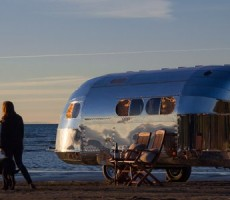 Bowlus Road Chief Lightweight Travel Trailer