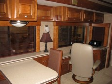 Custom RV Valences Window Treatments 4