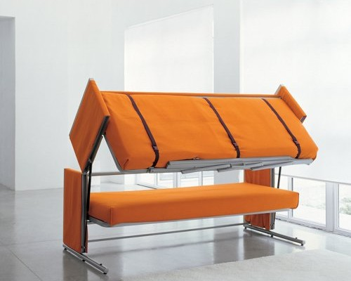 Convertible RV Bunk Bed Transformer – Unique RV Furniture