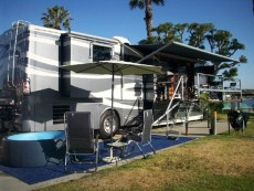 RV Deck RV Patio 12