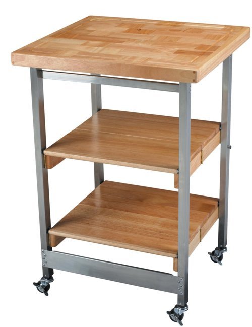 oasis concepts stainless folding rv kitchen island many uses