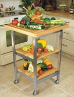 RV Kitchen Island 5