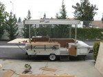 RV Kitchen Trailer