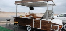 Whiskey Tango Kitchen Trailer:  Pop Up RV Kitchen