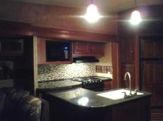 RV Kitchen backsplash 1