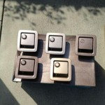 RV Latch for Doors and Storage Refurbished and Custom Painted