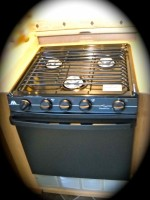 RV Mods Stove Oven to Dishwasher
