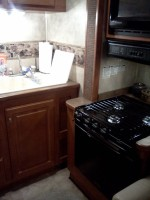 RV Mods Stove Oven to Dishwasher Damon Sport 2
