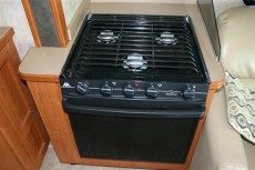 RV Mods Stove Oven to Dishwasher Damon Sport