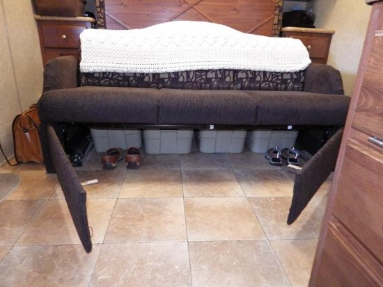 Camper Sofa Bed Rv Sofa Bed Ebay Thesofa