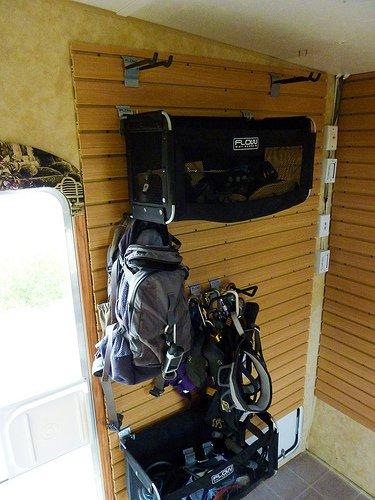 jayco eagle 325 bhs fifth wheel rv wall conversion using flow wall