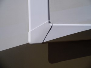 rv corner trim After