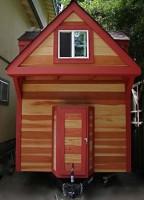 Tiny house trailer rv house 13