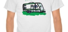 home is where you park it teeshirt