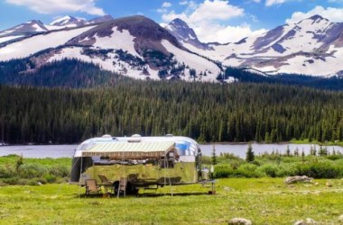 Unbelievable Airstream Remodel: 1954 Flying Cloud Travel Trailer