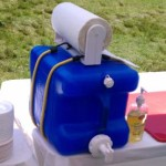 $30 DIY Camping Sink: Keep Clean Without a Water Source