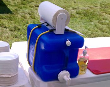 30 Diy Camping Sink Keep Clean Without A Water Source