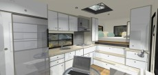 Interior of my RV design