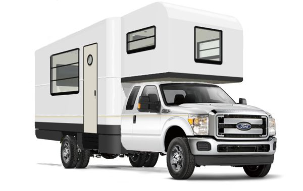 My second computer generated RV design