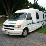 Series of RV Mods to a 1996 Winnebago Rialta Class B