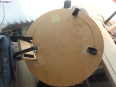RV Steerling Wheel Table 2