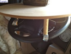 RV Steerling Wheel Table 5