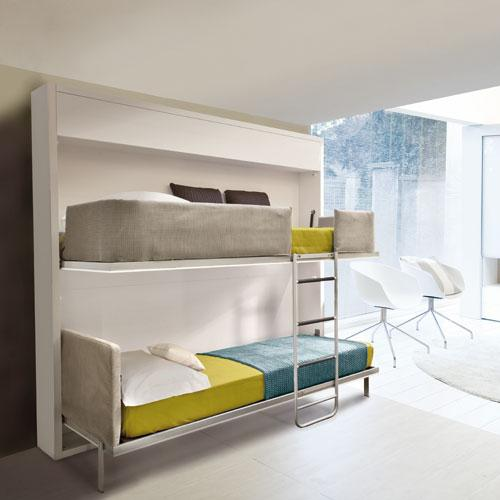 Design Idea For RV Bunk Beds From Resource Furniture