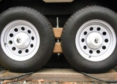 RV wheel Chocks 4