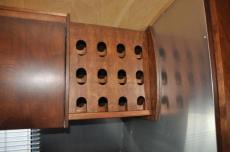 RV wine Rack
