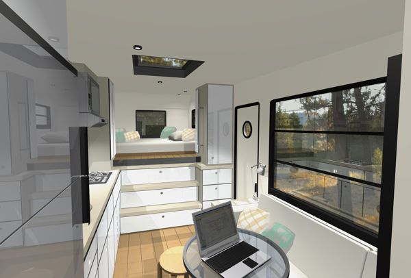 Custom RV Designs: A Residential Architect Tackles a New Obsession