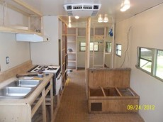 Travel Trailer Remodel Fleetwood During5