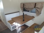 Travel Trailer Remodel Fleetwood after