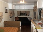 Travel Trailer Remodel Fleetwood after2