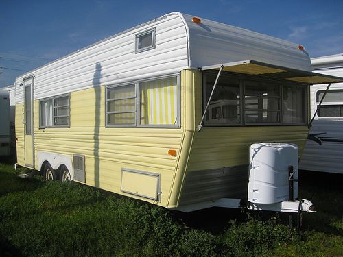 It Turns Out This 1971 Layton Vintage RV Was For Sale In 2011 The Small Sum Of 3800 Which We Think Is A Incredible Value Given Work That Has Been