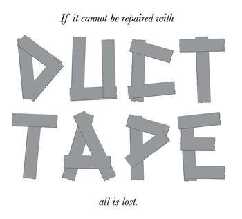 RV Duct Tape