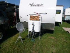 RV SIgn Holder 3