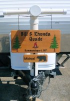 RV SIgn Holder 7