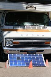 RV Solar panel 3