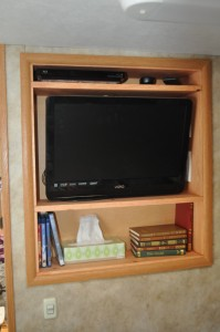 rv entertainment center bedroom 4