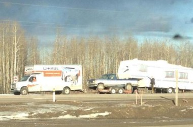 Funny RV: Brings a Whole New Meaning to Tow Vehicle
