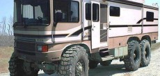 Funny Monster Truck Motorhome: Take Your RV Off Roading