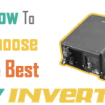 RV Inverter: How to Choose the Best Option