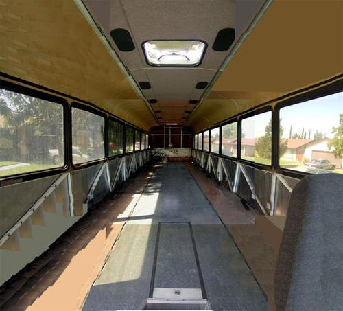 Motorhome Conversion Luxury Motorcoach 4
