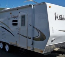 Travel Trailer Renovation: Forest River Wildcat Gets an Overhaul